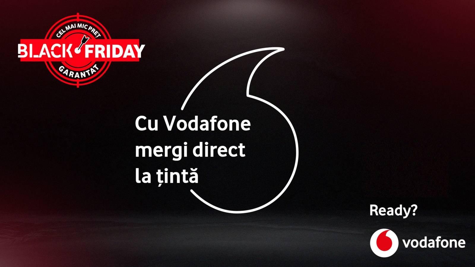 Vodafone Ofertele Black Friday 2020