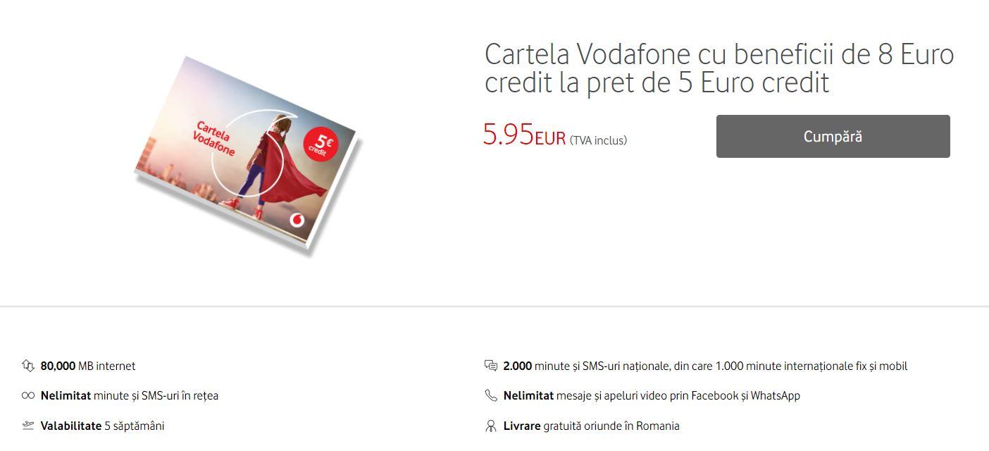 Vodafone superlativ