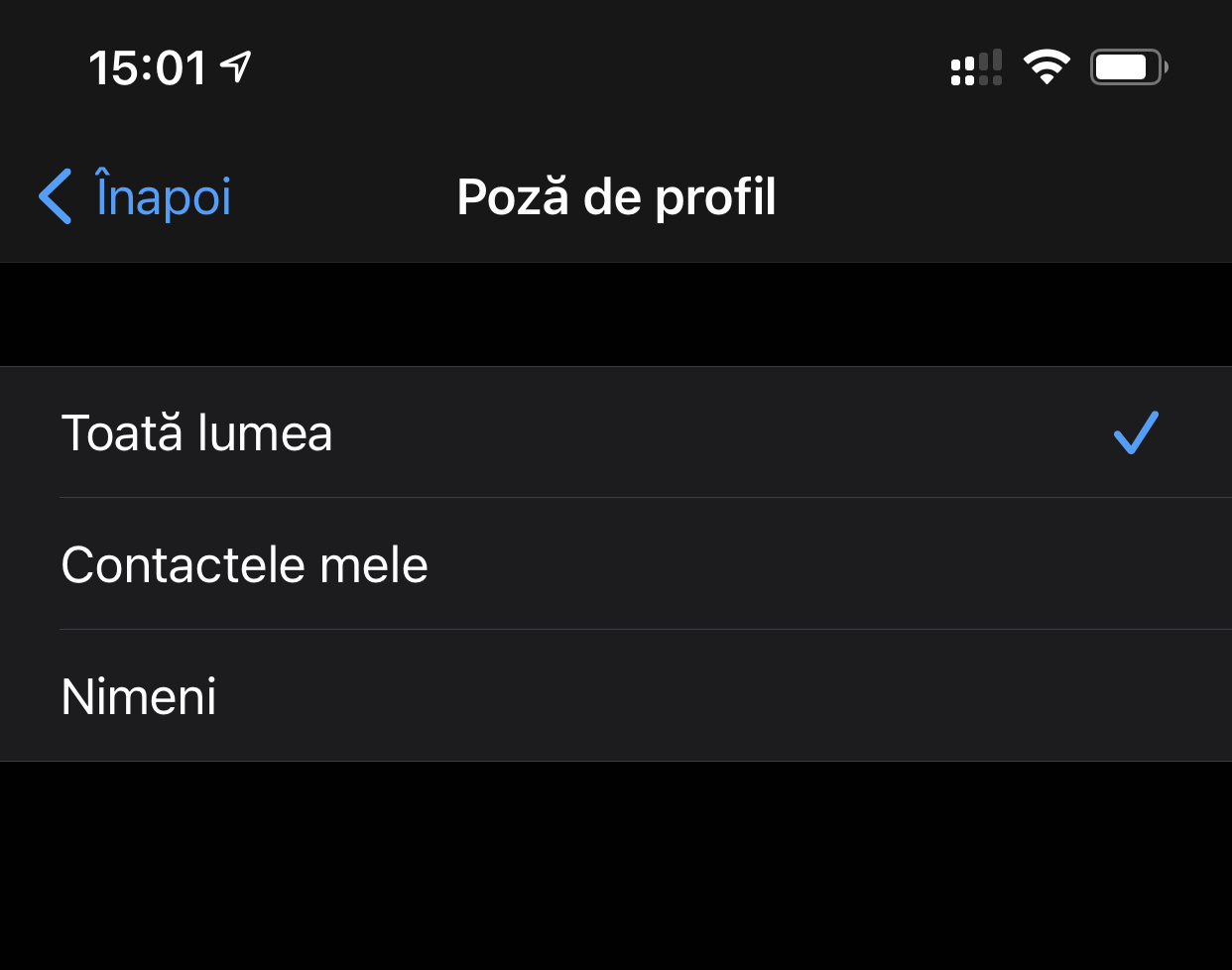 WhatsApp profiluri poze