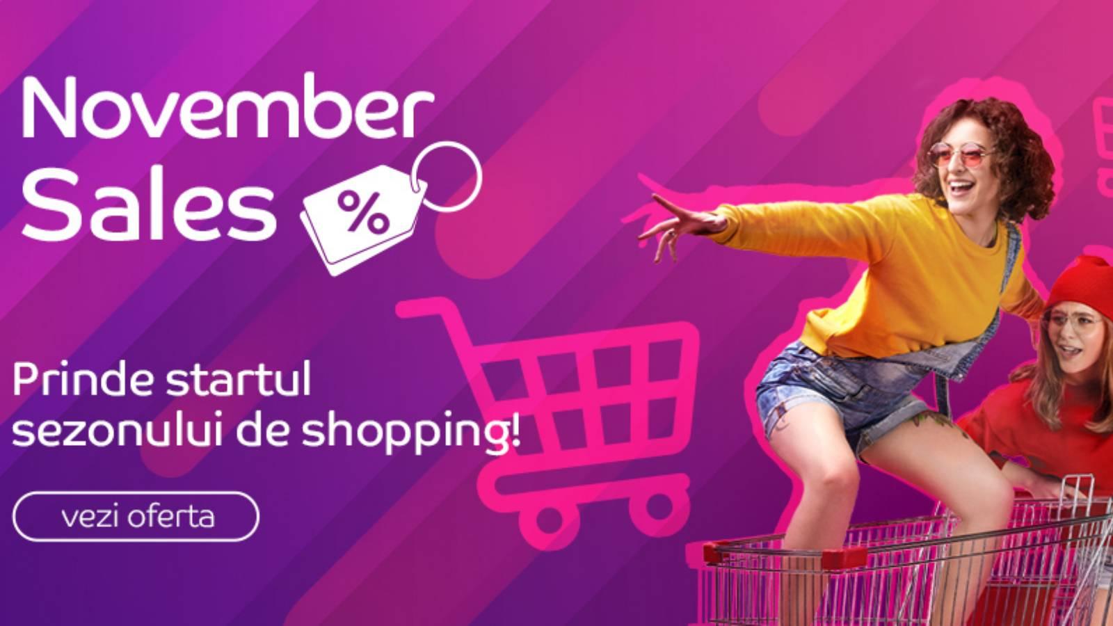 eMAG Novembers Sales