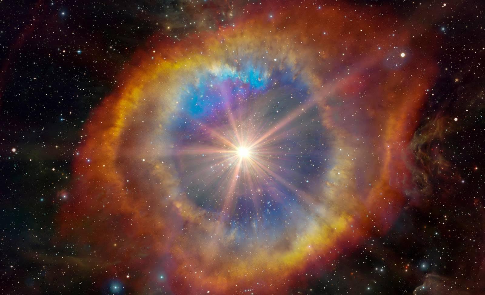 Calea Lactee stele rapide