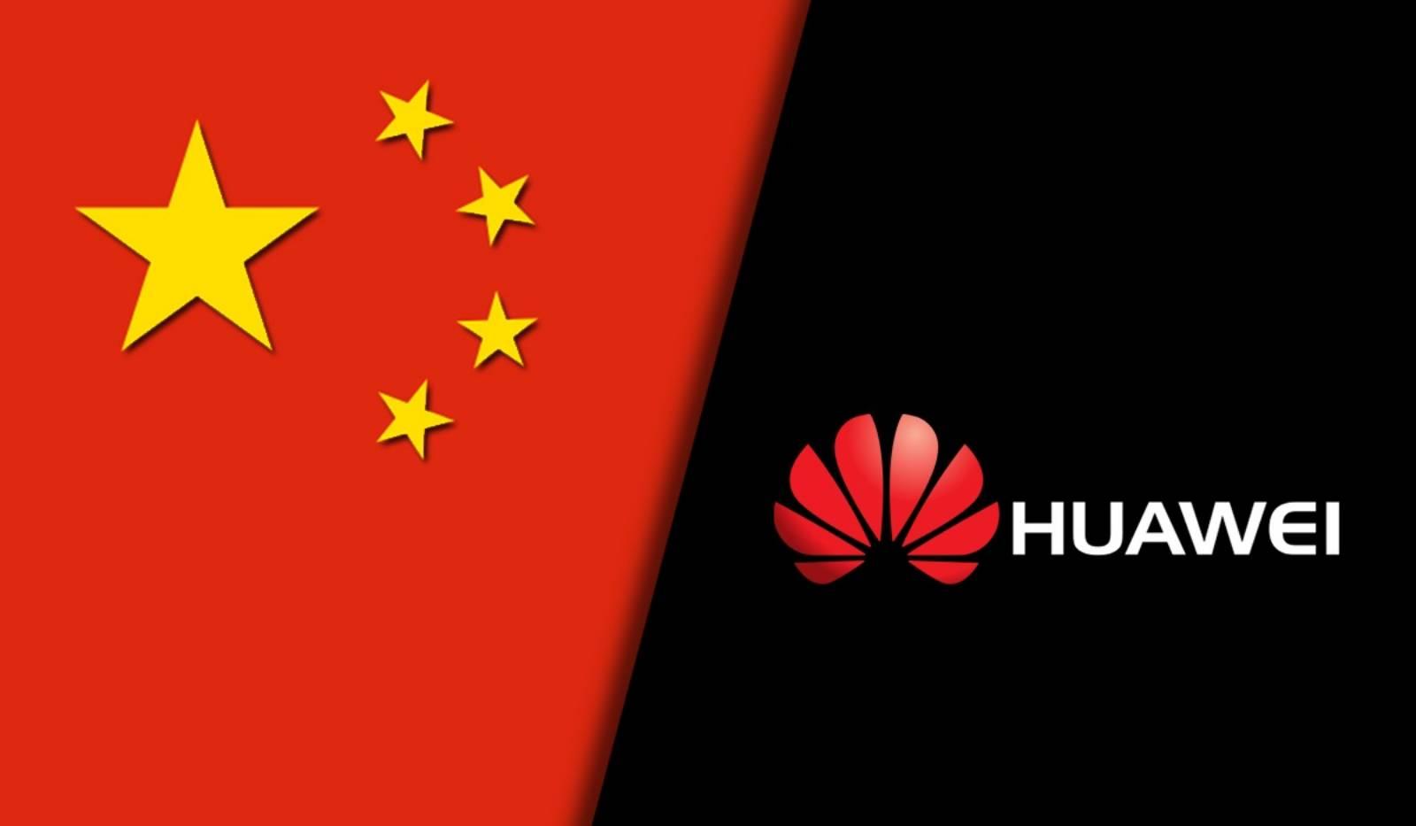 Huawei extinsa