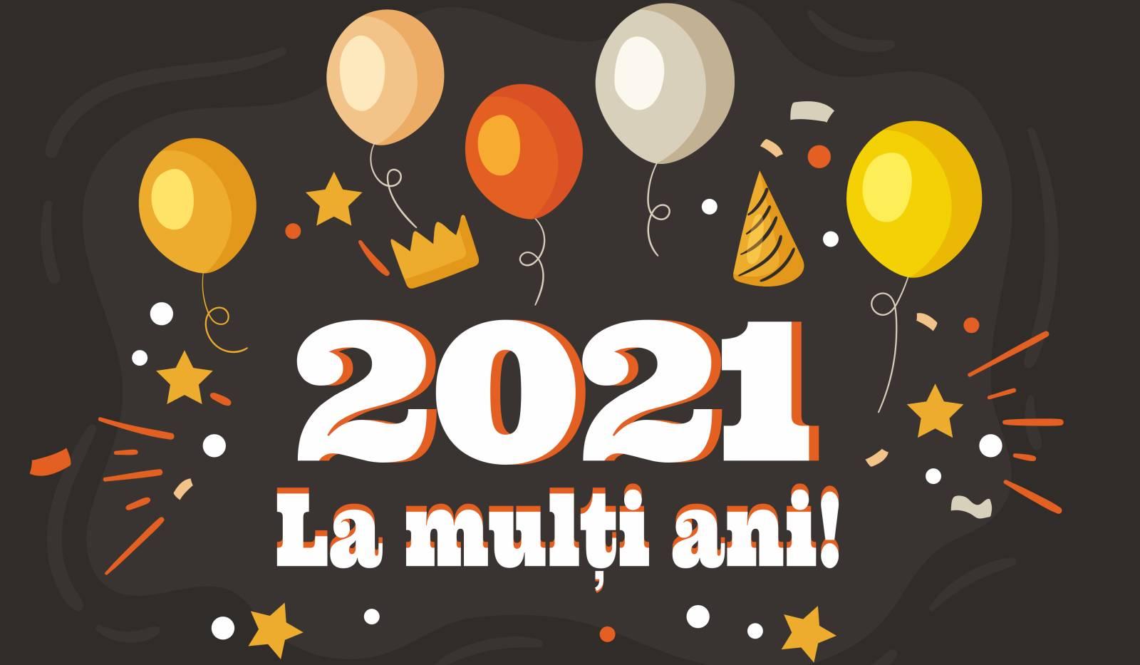 La Multi Ani 2021!