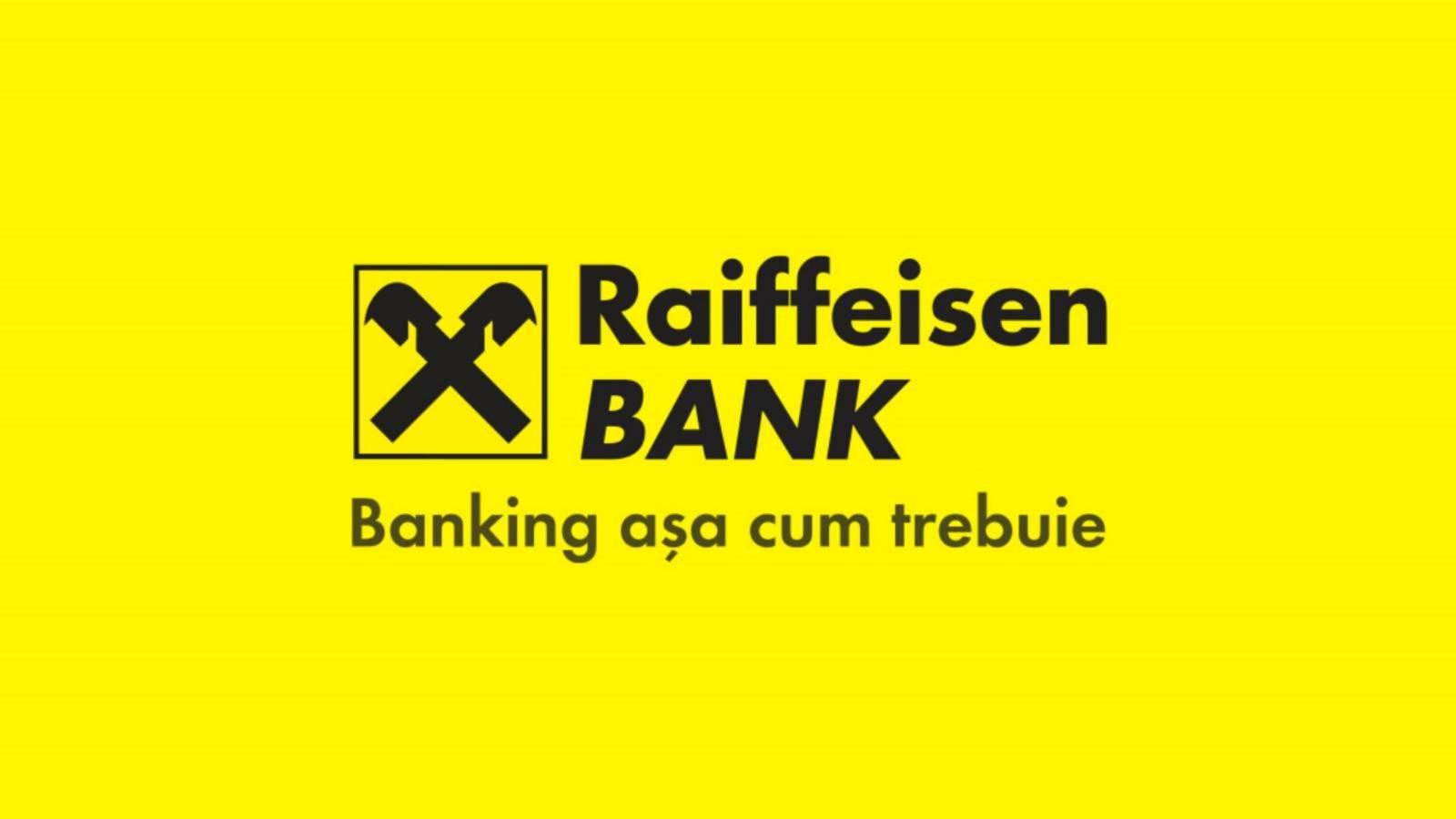 Raiffeisen Bank inteligent