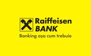 Raiffeisen Bank masina
