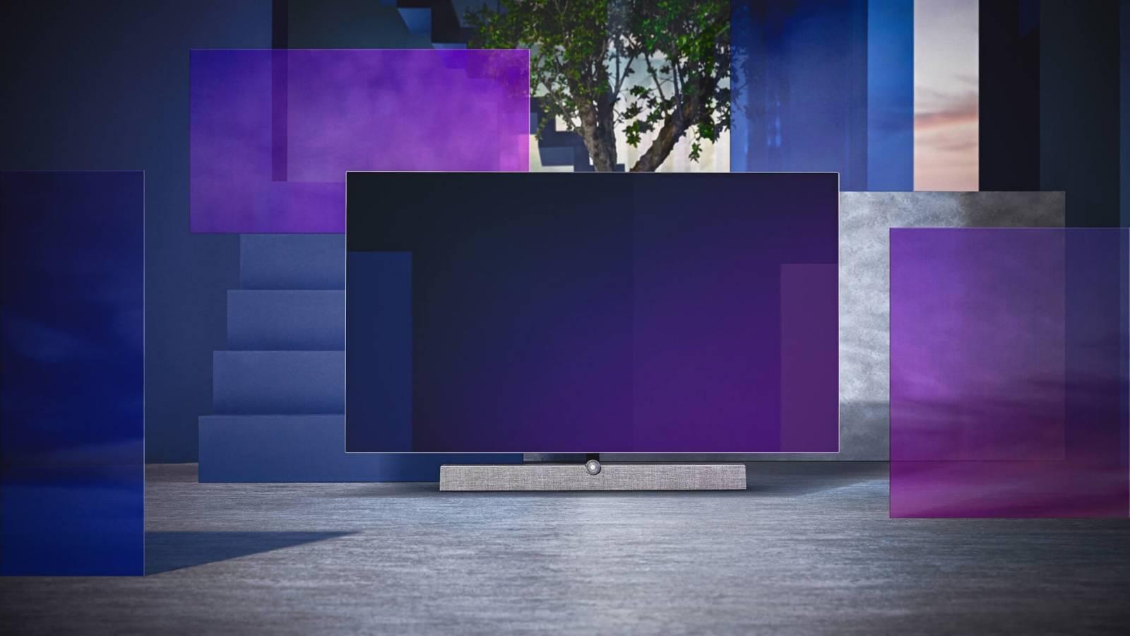 Televizorul Philips OLED 935 Inteligenta Artificiala