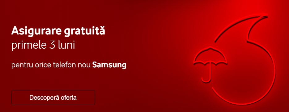 Vodafone asigurare telefon