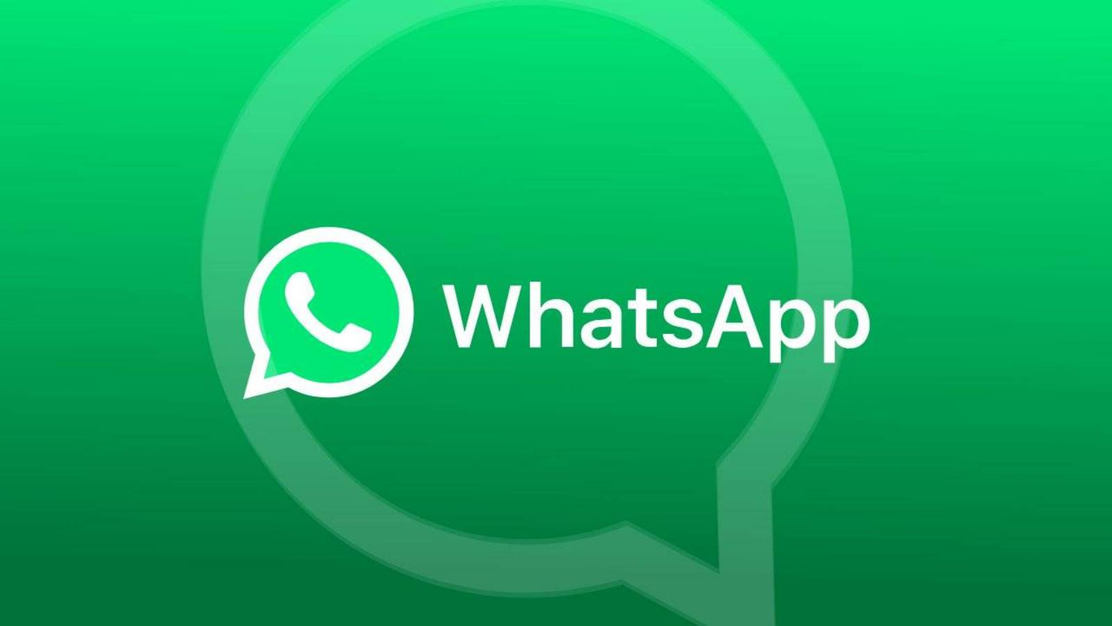 WhatsApp verde