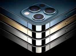 iPhone 13 zoom optic camera