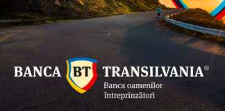 BANCA Transilvania polaroid