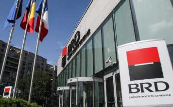 BRD Romania formular