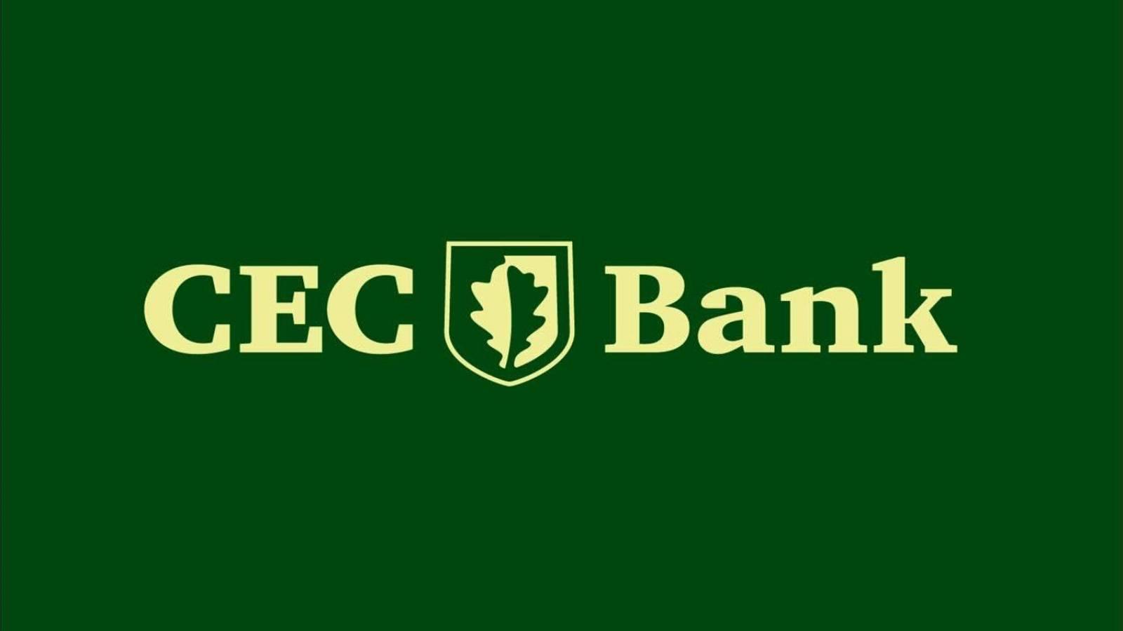 CEC Bank strainatate