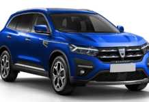 DACIA Grand Duster octombrie