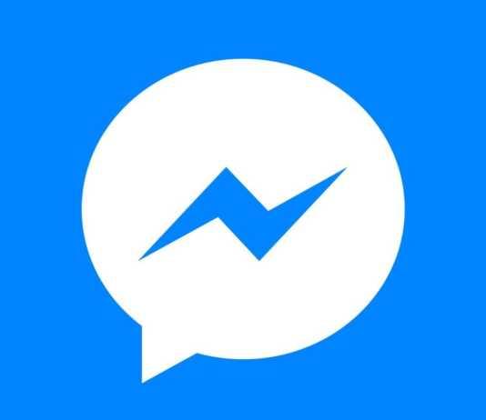 Facebook Messenger acceptare