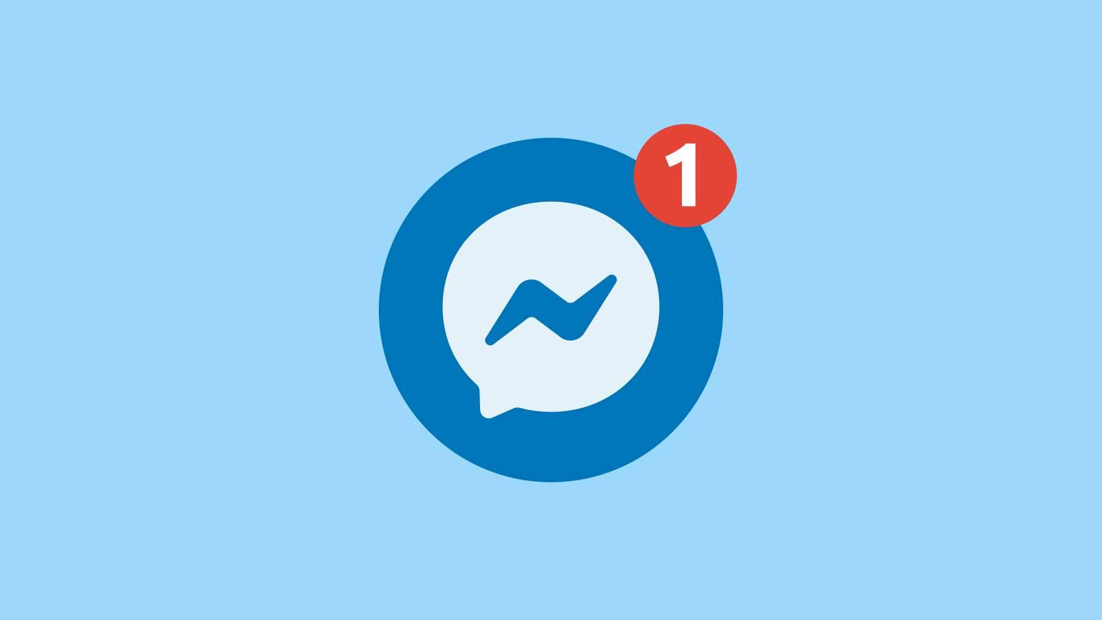 Facebook Messenger exprimare
