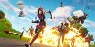 Fortnite Evenimente
