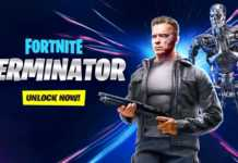Fortnite terminator