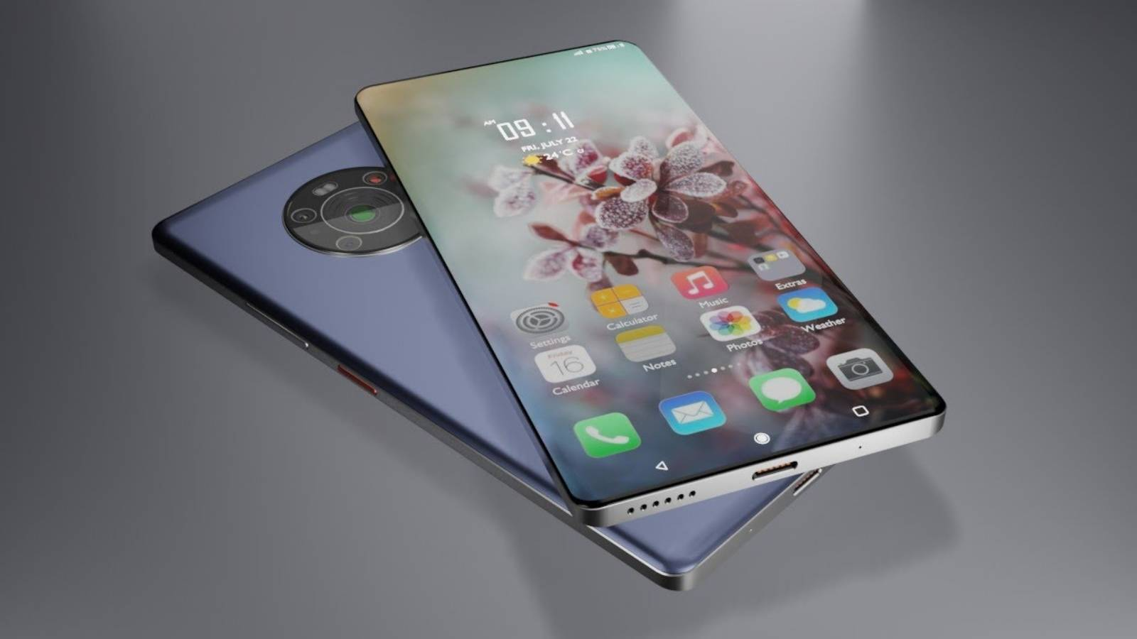 Huawei MATE 50 Pro lansare