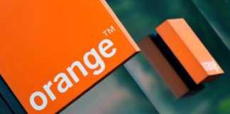 Orange plati