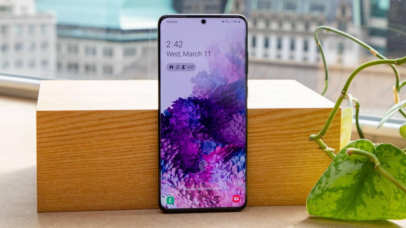 Samsung GALAXY S21 Plus Imagini