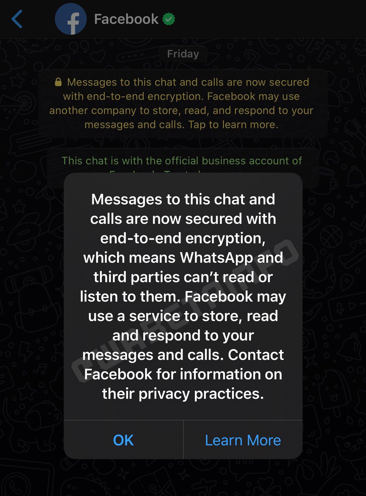 WhatsApp scurtare intimitate