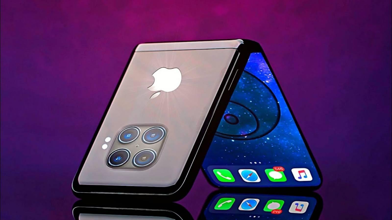 iphone pliabil apple