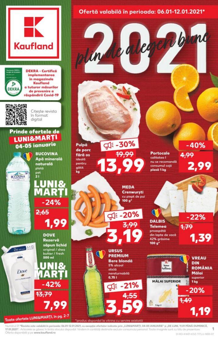 kaufland catalog reduceri 2021