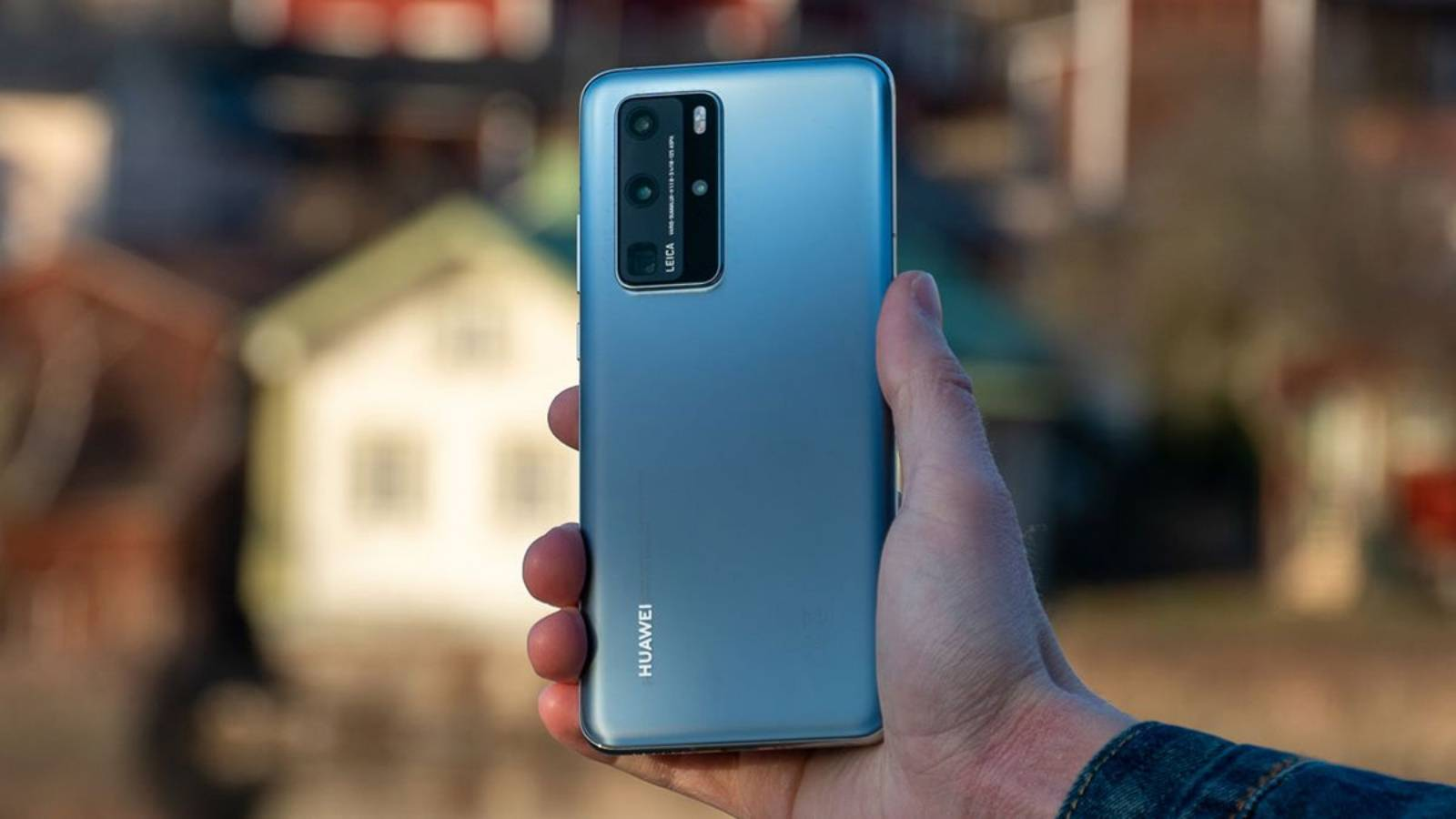 Huawei P50 Pro producere