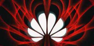 Huawei masina