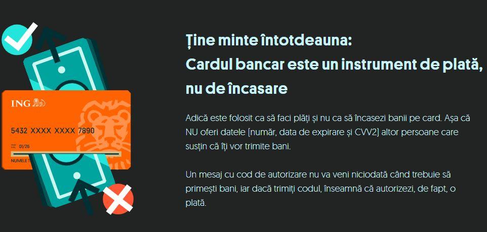 ING Bank greseala atacuri