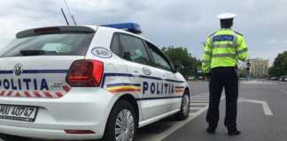 Politia Romana atentie trafic