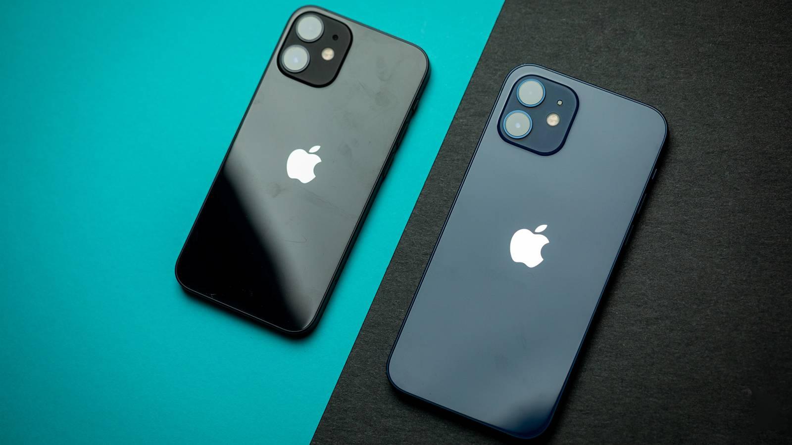 iPhone 12 mini scos vanzare