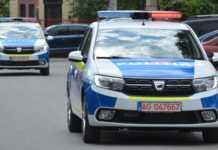 Anunt Politia Romana Avertisment