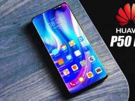 Huawei P50 Pro lansare