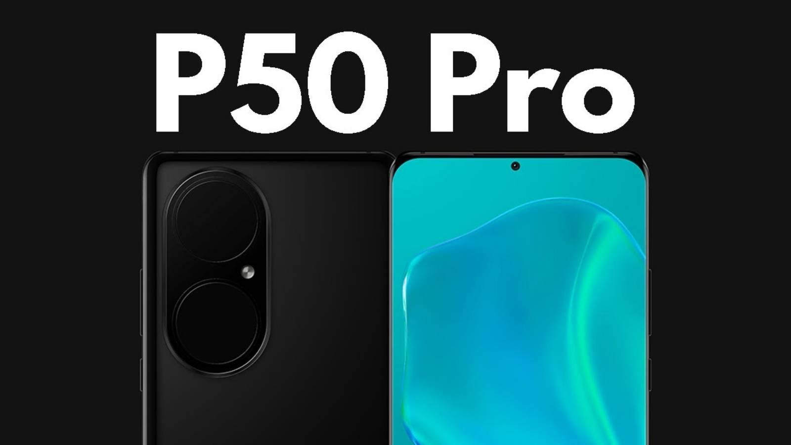 Huawei P50 Pro mai