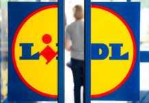 LIDL Romania retro