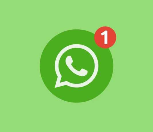 WhatsApp importare
