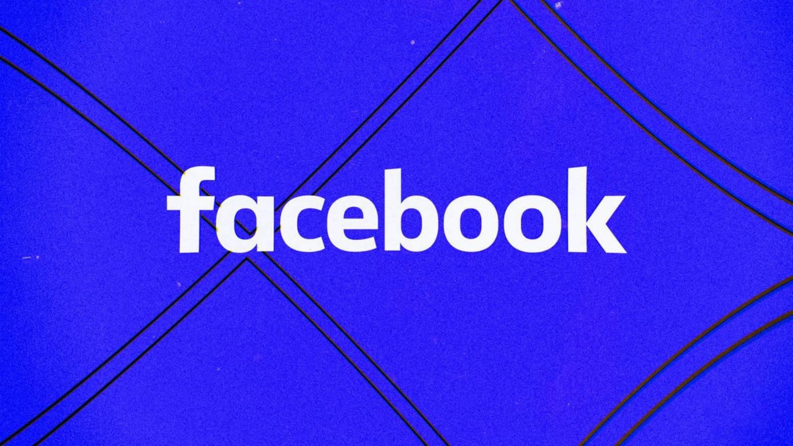 facebook ecran verde