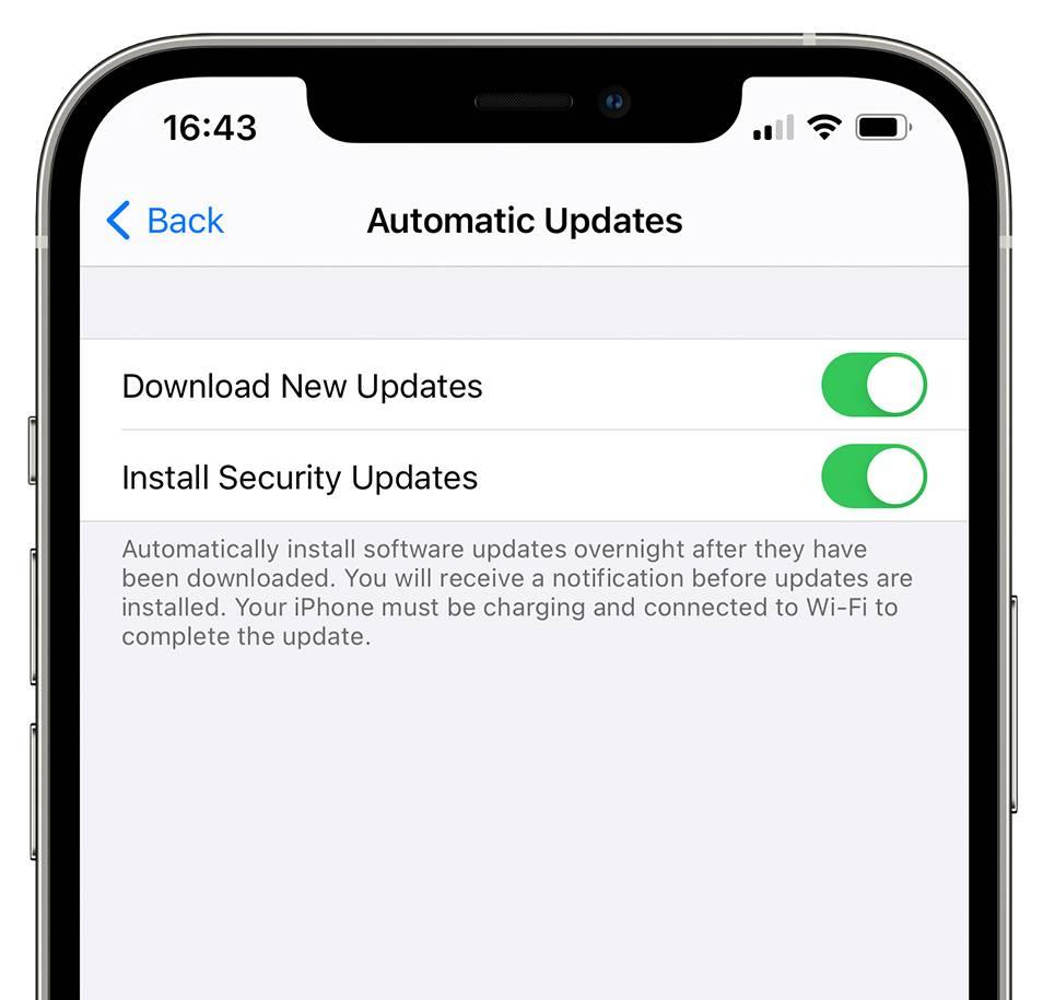 iOS 14.5 actualizari securitate distributie