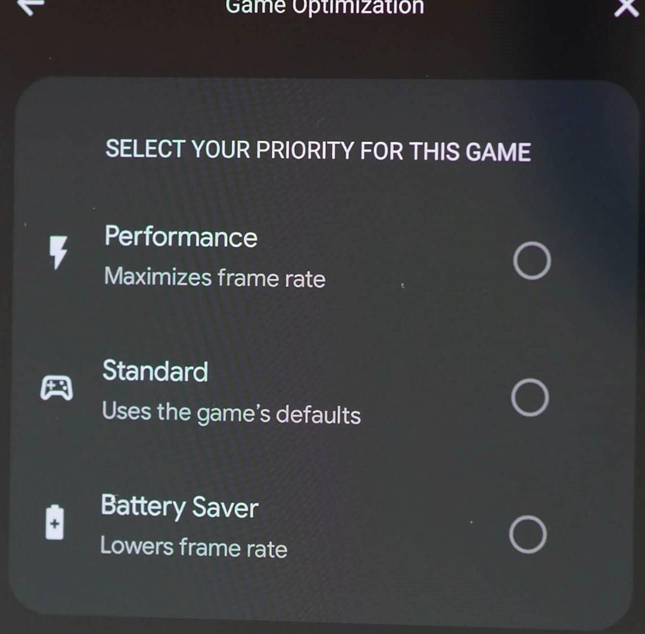 Android jucatori performante
