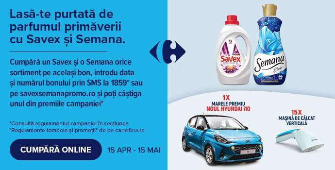Carrefour masina gratuit