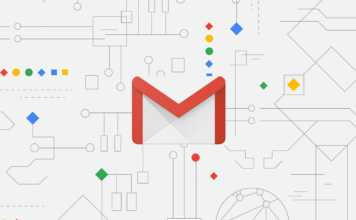 GMAIL animatii android