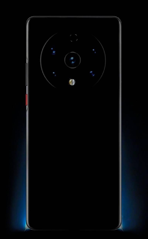 Huawei MATE 50 Pro design concept
