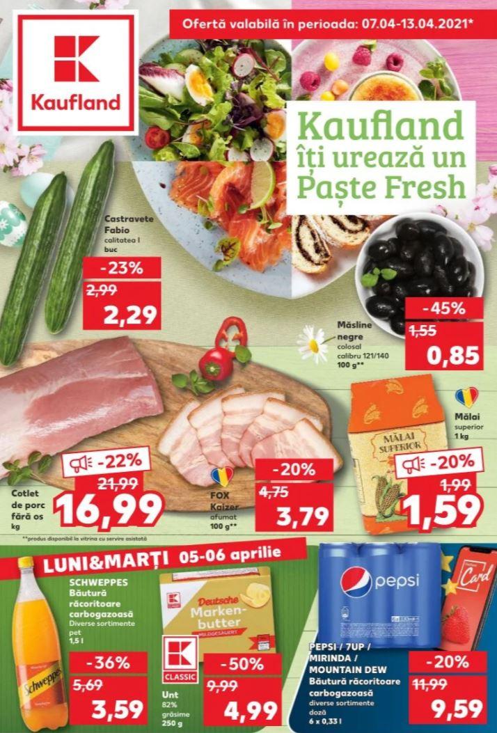 Kaufland fresh paste