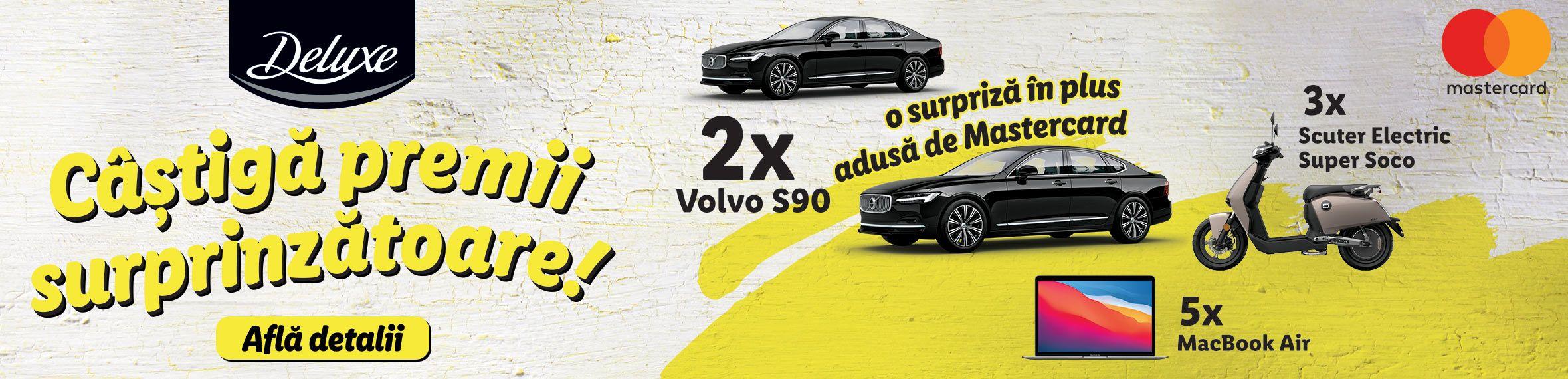 LIDL Romania premium masini lux