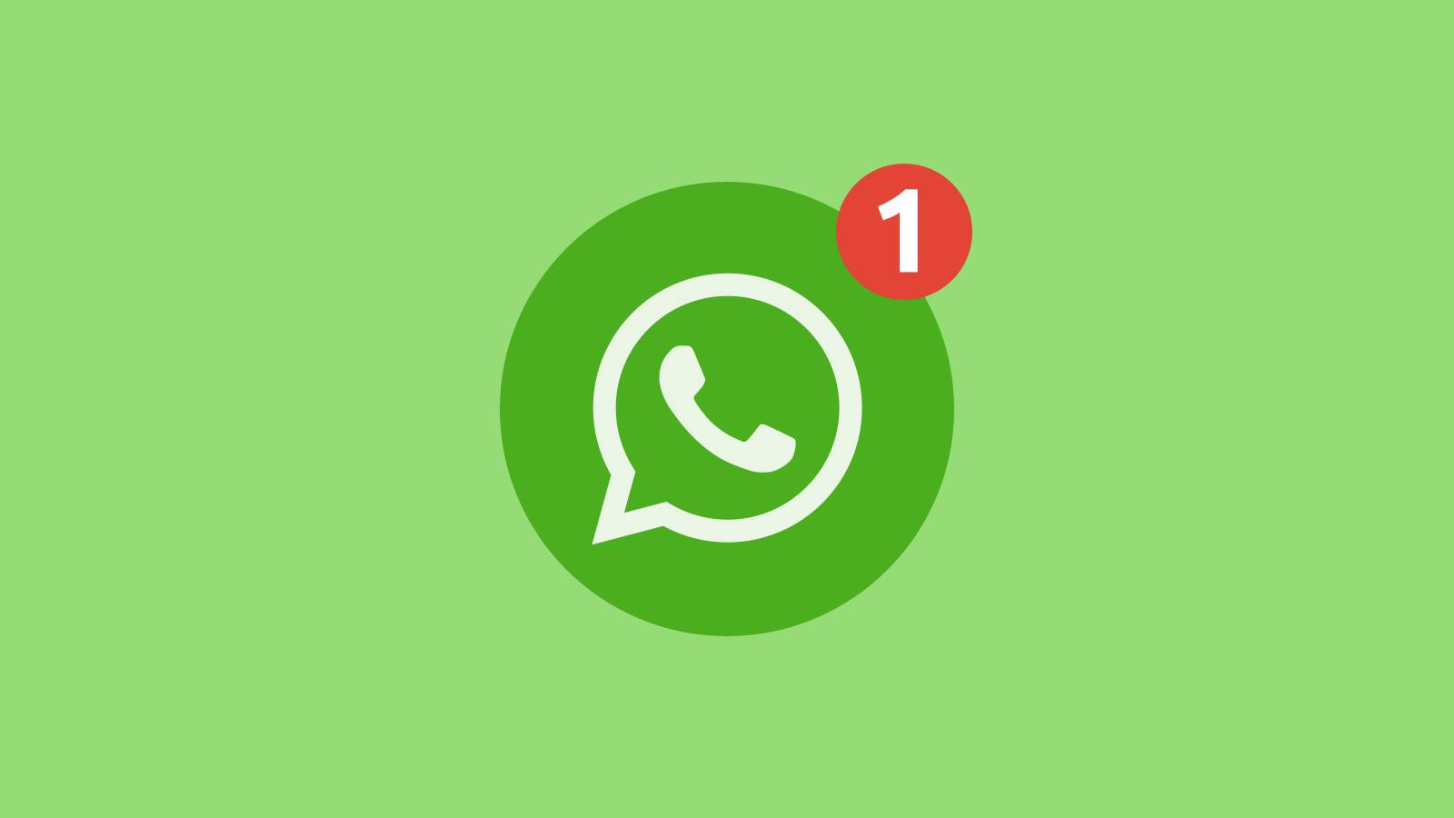 WhatsApp cronometru