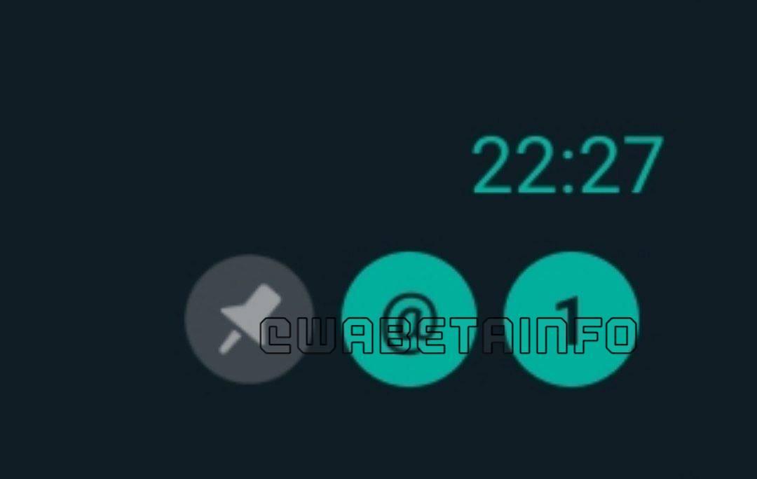 WhatsApp mentionare iconita