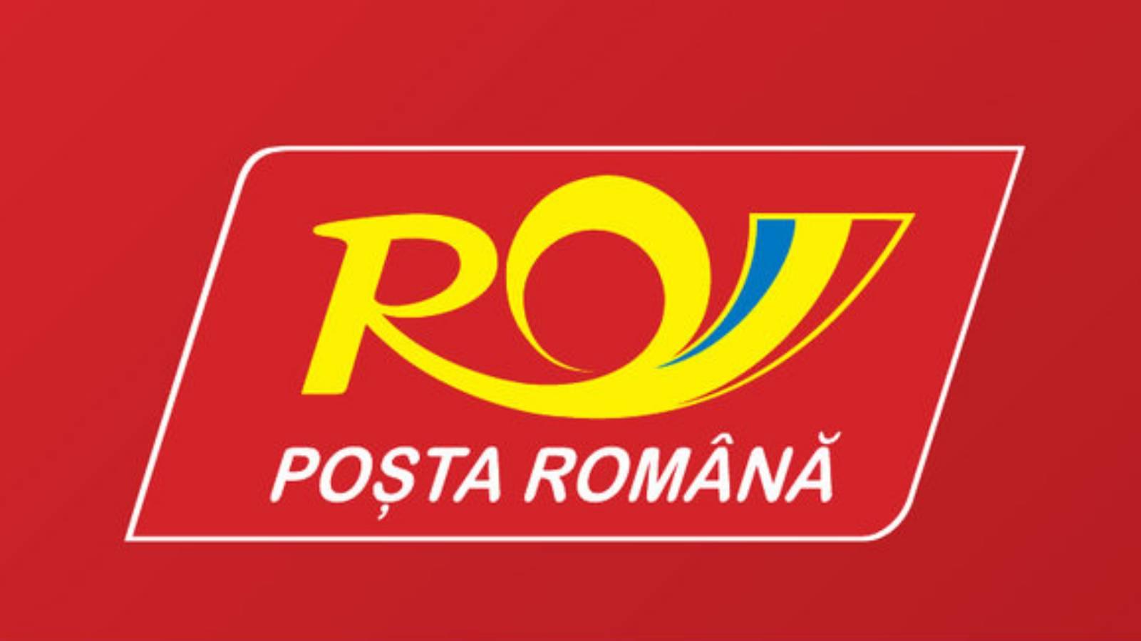 anuntul Posta Romana cutie postala