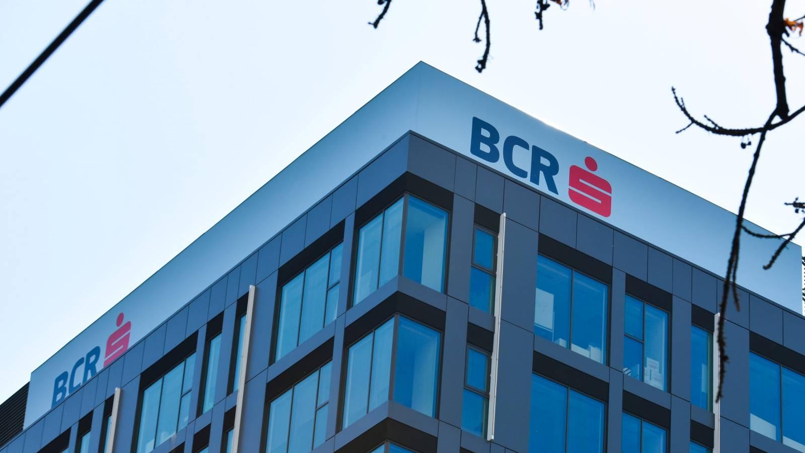 BCR Romania inconstant