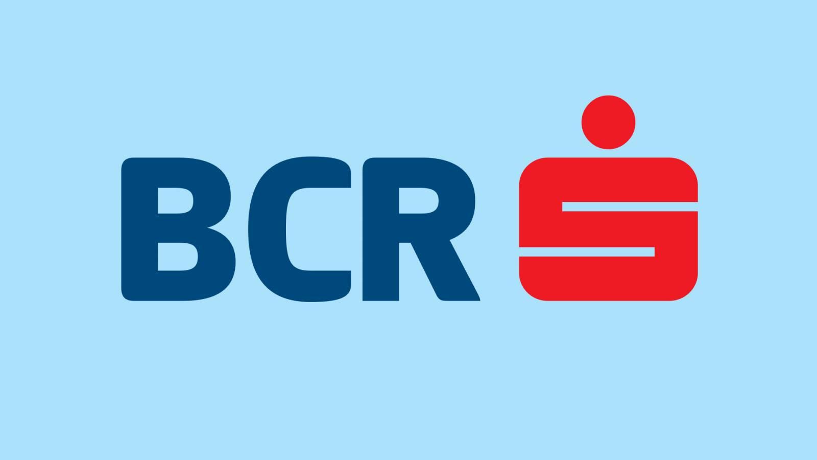 BCR Romania stradal